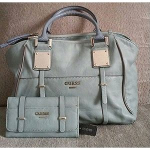 Sage Green G By Guess Tote